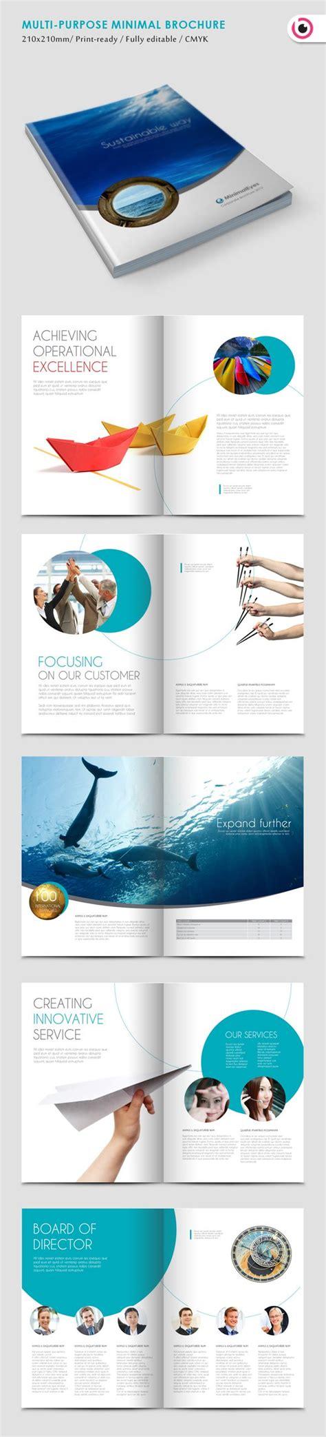 booklet layout design sles 193 best brochure design layout images on pinterest