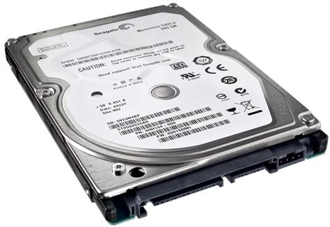 Harddisk Laptop 500gb seagate momentus 500 gb laptop disk drive st9500325as seagate flipkart