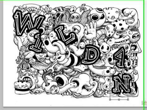cara membuat doodle name cara membuat doodle simple dan keren