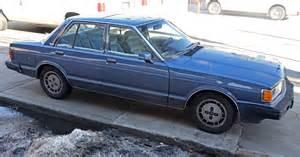 1983 Nissan Maxima File 1983 Datsun Maxima Right Side Jpg Wikimedia Commons