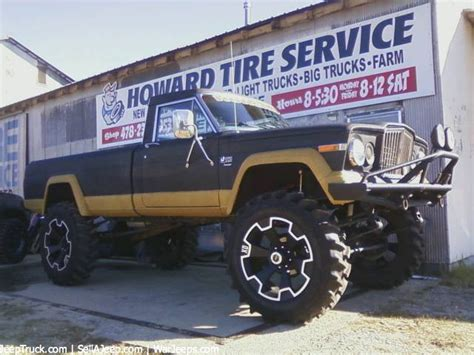 jeep honcho lifted pics for gt lifted jeep j10