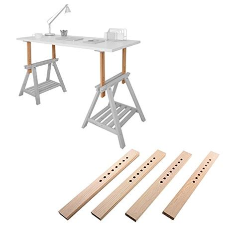 diy adjustable height desk diy standing desk kit the adjustable hight standing desk stand up desk conversion kit by
