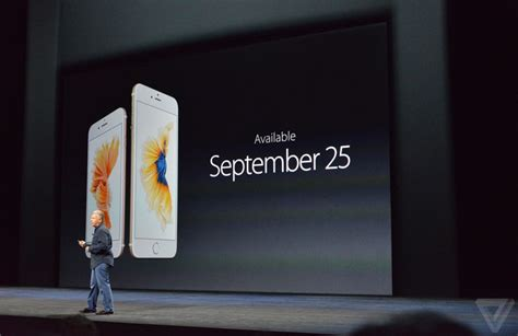 iphone 6s and 6s plus price and release date