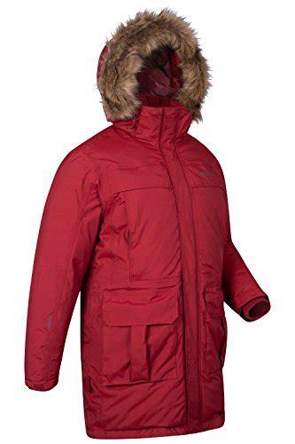 Coat Abu Dhabi Maroon mountain warehouse antarctic s insulated jacket waterproof isodry fabric