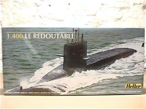 Peinture En Bombe 3546 by Cherbourg Maquettes Heller 81075 Sous Marin Le Redoutable
