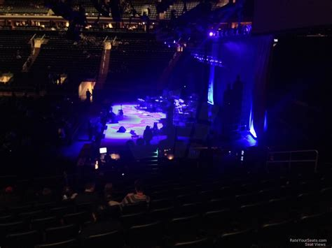msg section 109 100 level side madison square garden concert seating