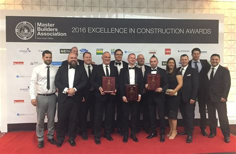 Mba Housing Awards 2016 by Live Environment Safety A Winning Combination At Mba Awards