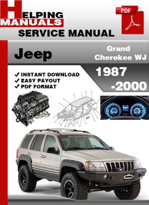 free online car repair manuals download 1996 jeep cherokee spare parts catalogs service manual free download 2000 jeep grand cherokee service manual 2000 jeep grand
