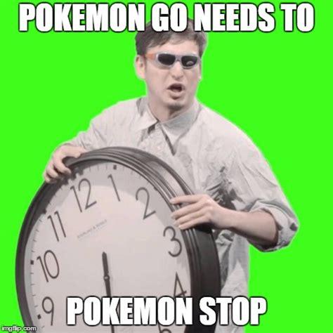 pokemon stop   Imgflip