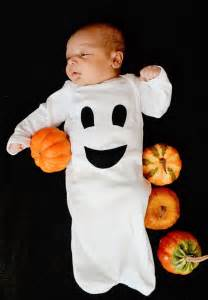 Friendly ghost baby gown halloween ghost costume size newborn girl