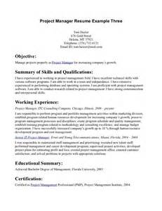 Exles Of Objective In A Resume by Exles Of Resumes Qualifications Resume General Objective For Regarding 89 Appealing