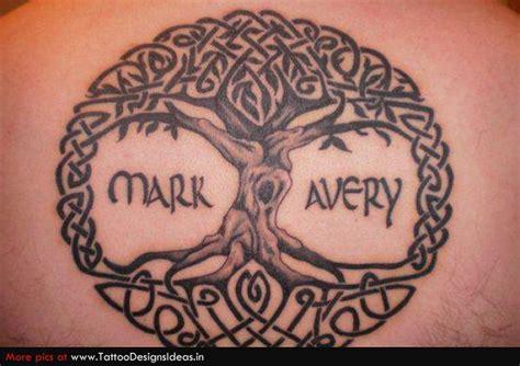 celtic name tattoo ideas celtic tree of life circle tattoo tattoos book 65 000