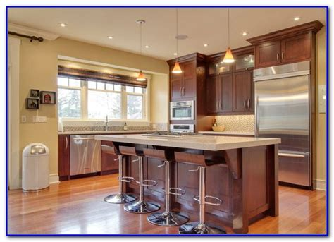 paint colors for kitchen with cherry cabinets best kitchen paint colors with cherry cabinets