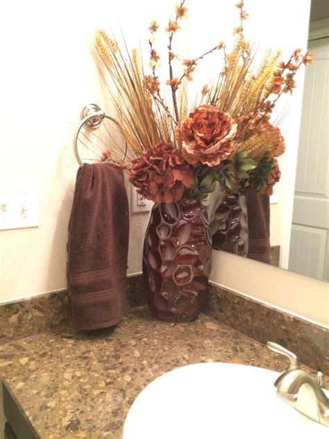 bathroom flower arrangements ideas pinterest the world s catalog of ideas