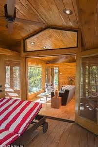 escape homes wisconsin develops adorable tiny house on wheels for