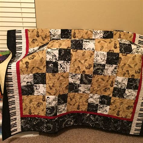 music themed quilt patterns 74 best images about quilts music theme on pinterest