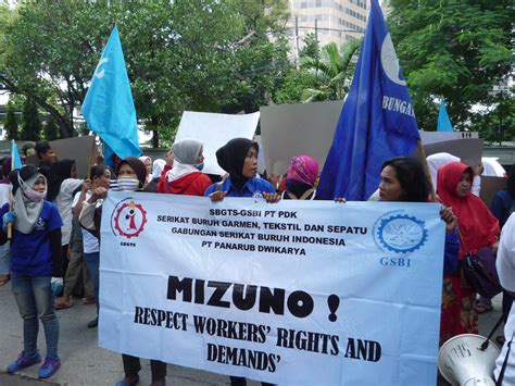 indonesia union alleges freedom of association wage concerns in panarub factory linked to
