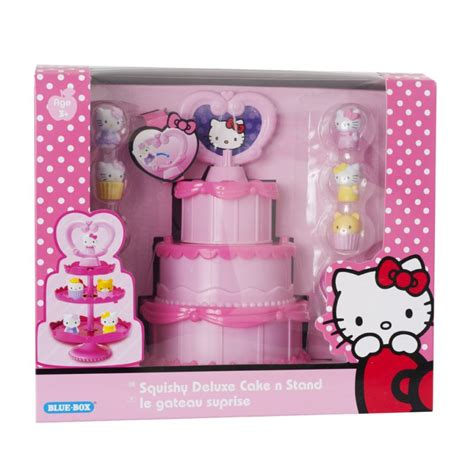 Squishy Hello Cake No buy hello squishy cake and stand at cherry