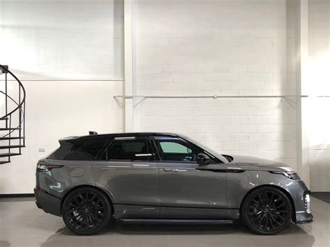 land rover velar for sale used corris grey land rover range rover velar for sale