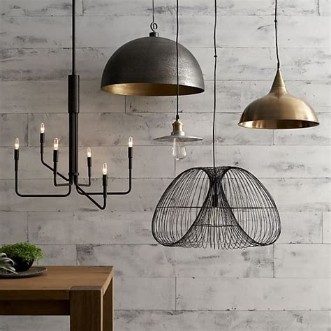 crate and barrel pendant light 126 best home lighting images on pinterest crates