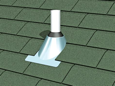 Plumbing Vents Roof by Metal Roof Metal Roof Pipe Vent
