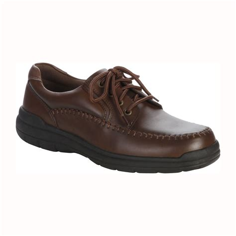 oxford walking shoes s brown wide oxford walking shoe take stroll in