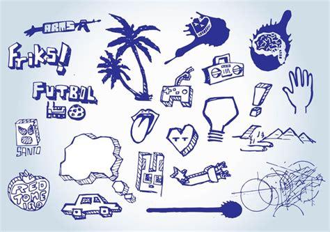 free doodle edit free doodles vectors vector free