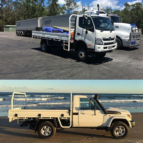 hino  series  truck ute  toyota landcruiser