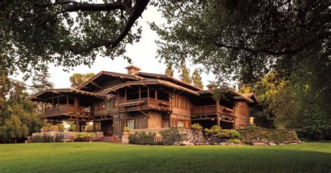 House Pasadena by The Gamble House In Pasadena E Architect