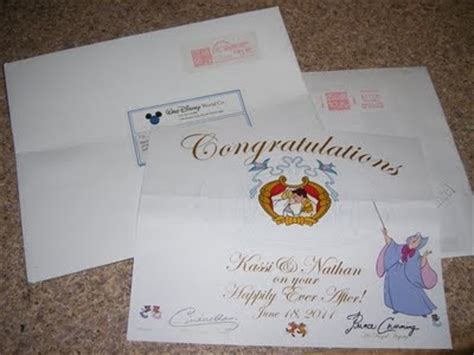 sending wedding invitations to disneyland if you send your favourite disney character your wedding