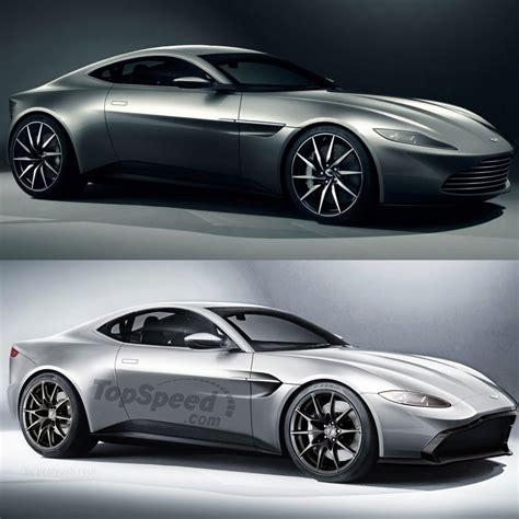 New Aston New Aston Martin Vantage Revealed Looks A Lot Like The