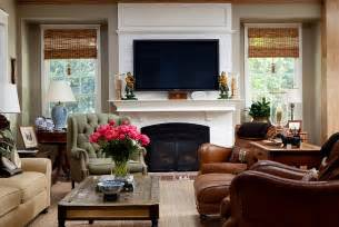 How To Mount Tv On Brick Fireplace - tv above fireplace design ideas