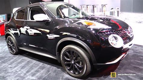 nissan juke 2017 black 2017 nissan juke sv awd black pearl edition exterior