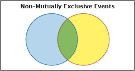 mutually exclusive venn diagram lesson 2