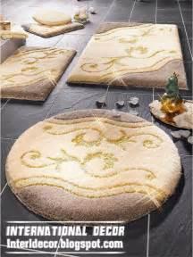 models bathroom rugs rug