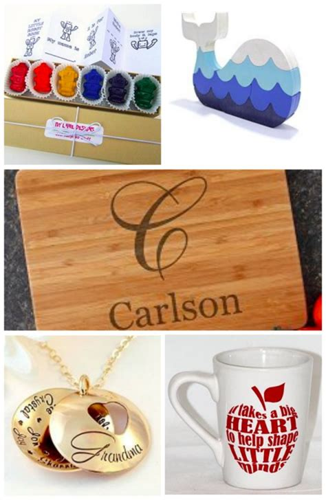 Handmade Gifts For Family - a great source for gifts this