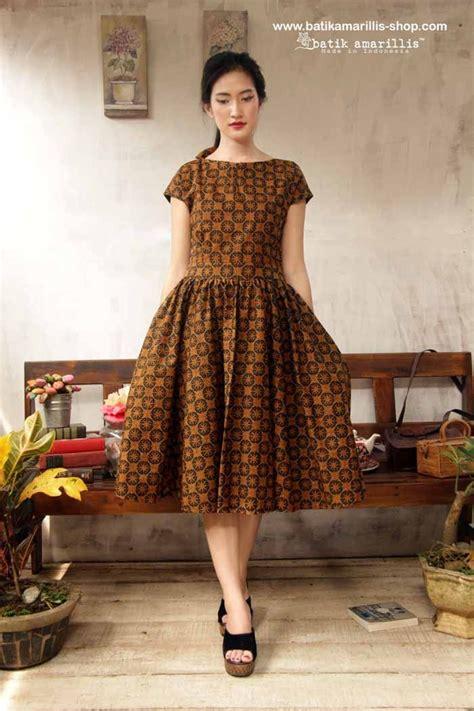 Dress Batik Tulis Kombinasi dress batik kombinasi www imgkid the image kid has it