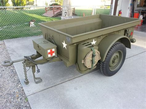 bantam jeep trailer 14 best 1943 ford gpw and 1942 bantam t3 trailer images on