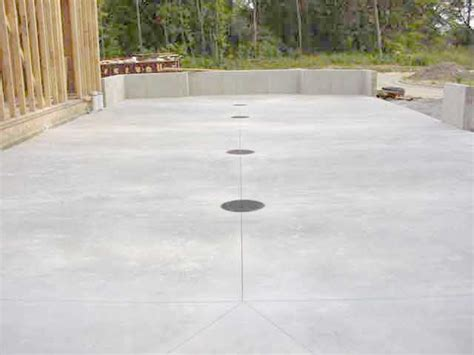 How To Install A Garage Floor Drain by Garage Drain System Images