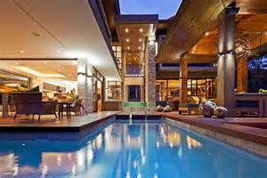 Dream House Design Inside And Outside by Dream House In South Africa By Metropole Architects