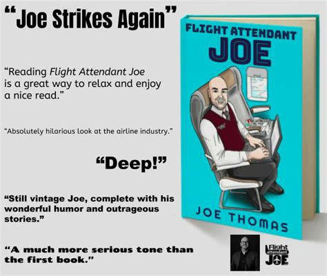 flight attendant joe the book is available now 171 flight