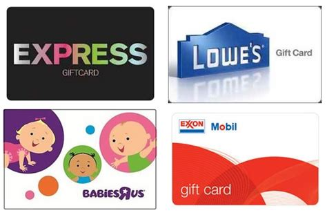 Babies R Us Gift Card Cvs - save up to 20 off store gift cards express exxon lowes babies r us toys r us