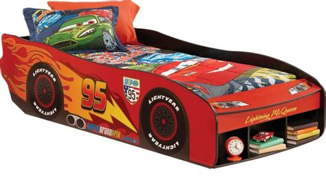 Bench Products Online Disney Cars Lightning Mcqueen Ii Red 3 Pc Twin Bed