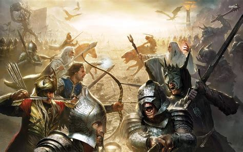 Lord Of The Rings Conques the lord of the rings conquest wallpaper