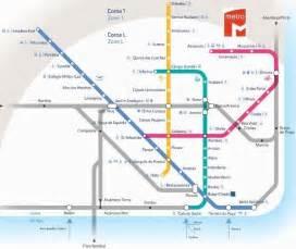 Lisbon Subway Map by Map Of Lisbon Metro Portugal