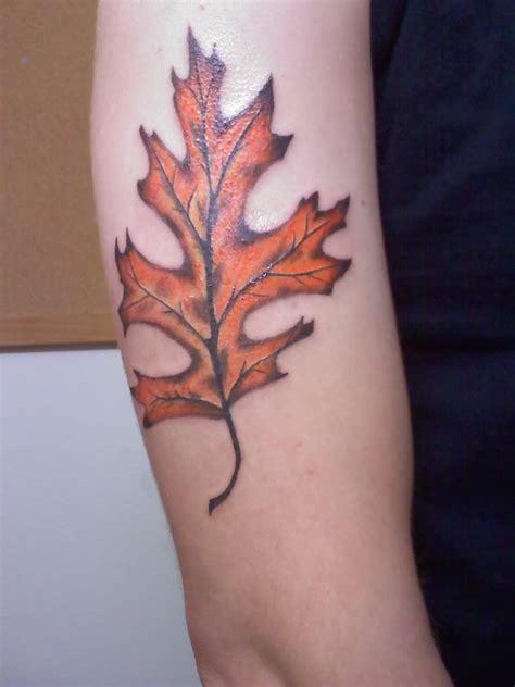 leaf tattoos page