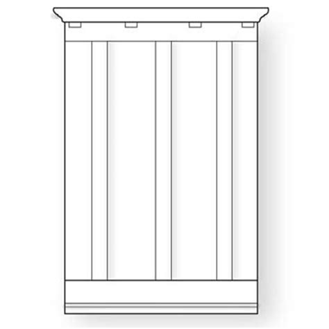 Wide Plank Wainscoting Wainscoting Designs Wainscoting Batten And Wide Plank