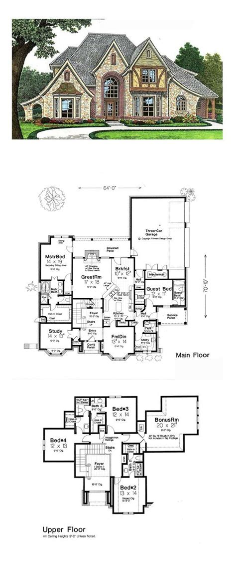 french country house floor plans best 20 french country house plans ideas on pinterest