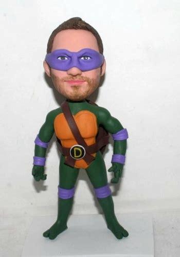 bobblehead turtle custom tmnt turtles bobblehead tmnt 64 78