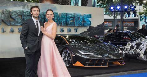 lamborghini transformer the last knight 2億円の限定車 ランボルギーニ センテナリオ が トランスフォーマー 最後の騎士王 のロンドンプレミアに登場